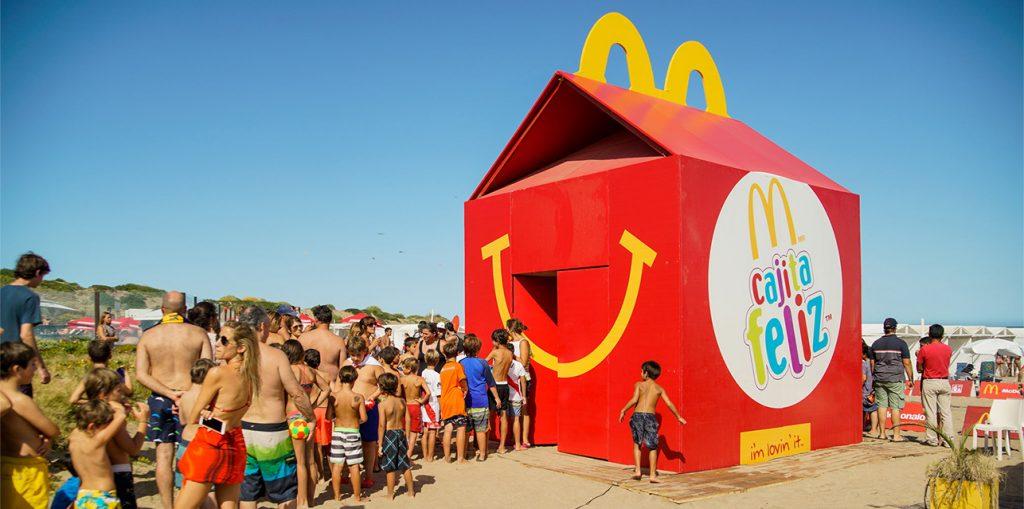 casa mar del plata 1024x509 - Verano McDonald's: contenido y acciones para la familia.