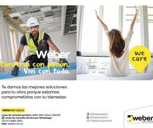 Weber: un verano a toda comunicación