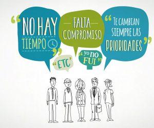 Videos tutoriales para lograr organizaciones más sanas y conscientes