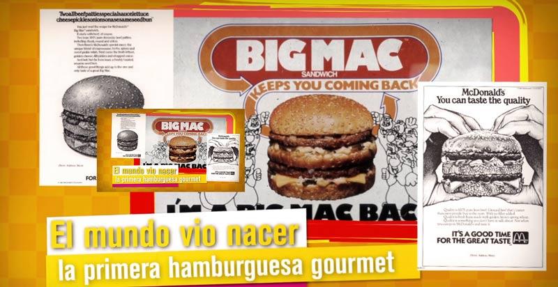 frame video 50 bigmac - 50 Años Incomparables