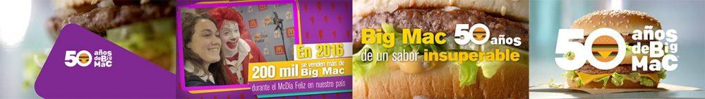 video 50 bigmac 1024x144 - 50 Años Incomparables