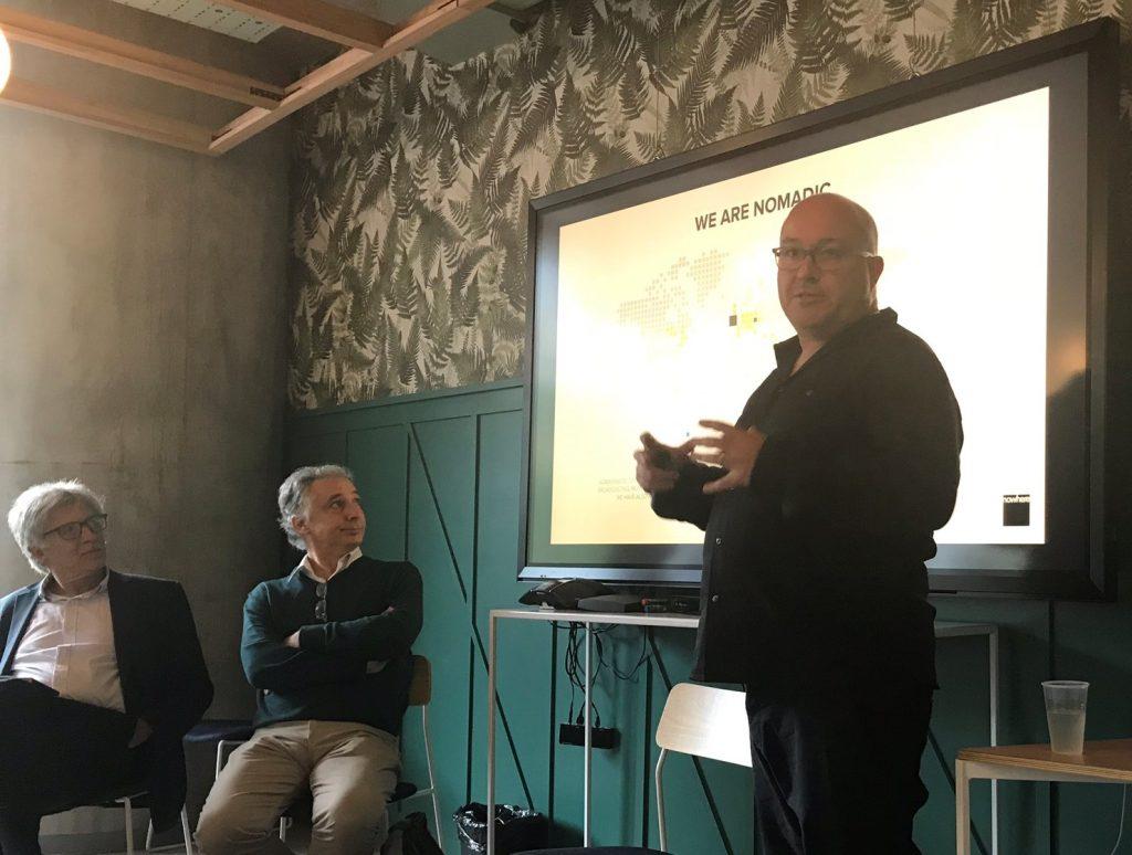 IMG 4174 1024x774 - Invitado especial: Andy Kitt nos habló de cómo buscar y transmitir el propósito empresarial