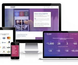 Nuevo website Grupo Oxean