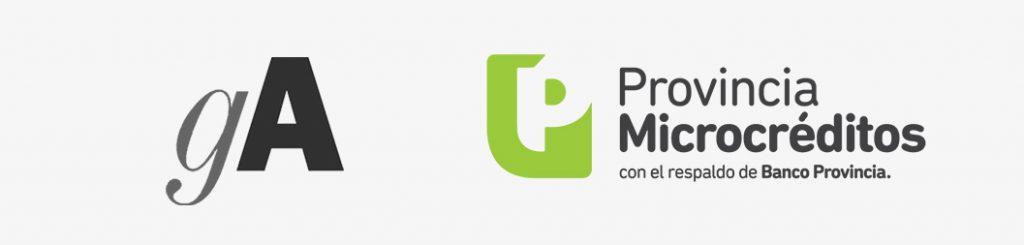 news logos asa y prov microcredito 1024x245 - Un año de logros, reconocimientos y desafíos