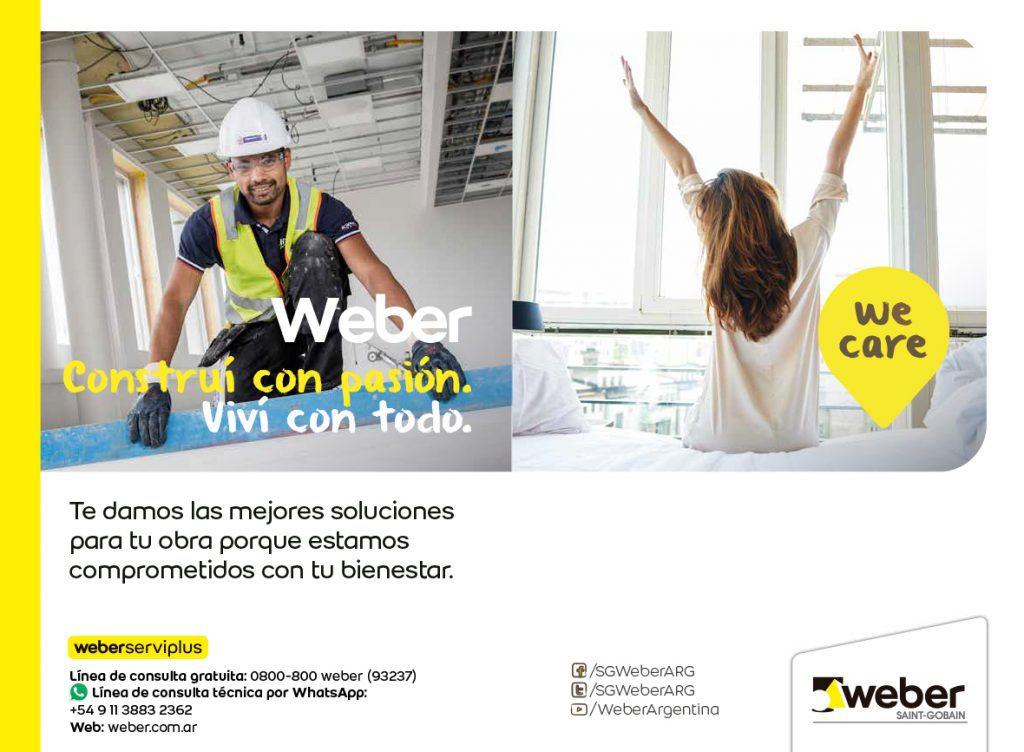 weber news10 5 1024x752 1024x752 - Weber: un verano a toda comunicación