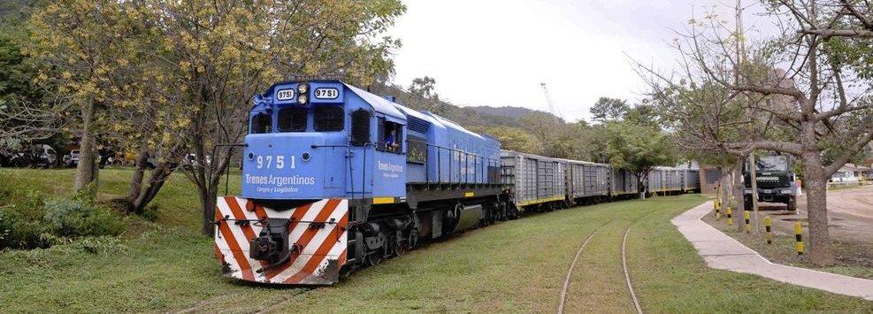SNAG 0422 - Trenes Argentinos Cargas: acciones para acortar distancias