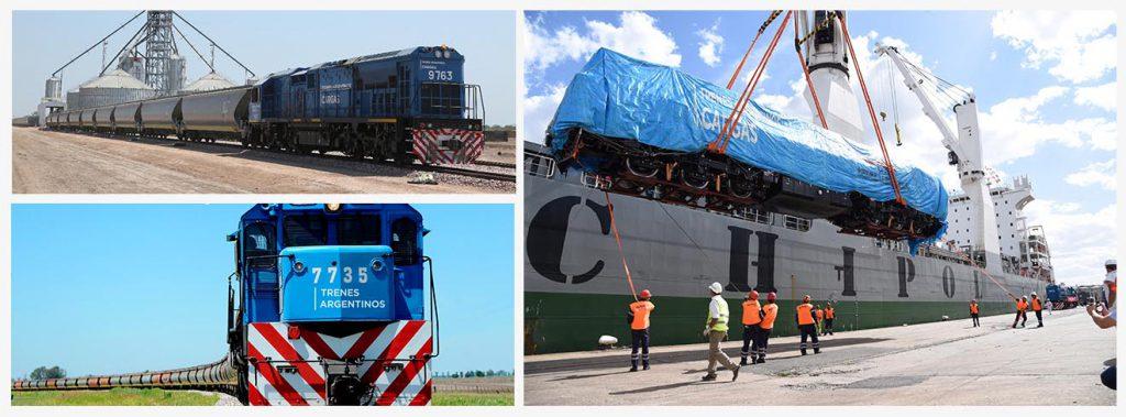 En Oxean, comenzamos un nuevo camino junto a Trenes Argentinos Cargas,
