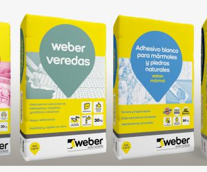 Weber: Un proyecto integral de packaging
