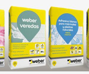 Weber: Un proyecto integral de packaging