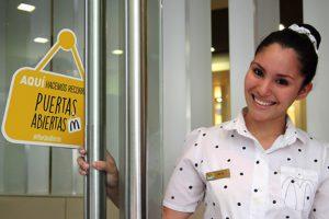 """""""Puertas Abiertas"""", la iniciativa que le suma valor a la marca McDonald's."""