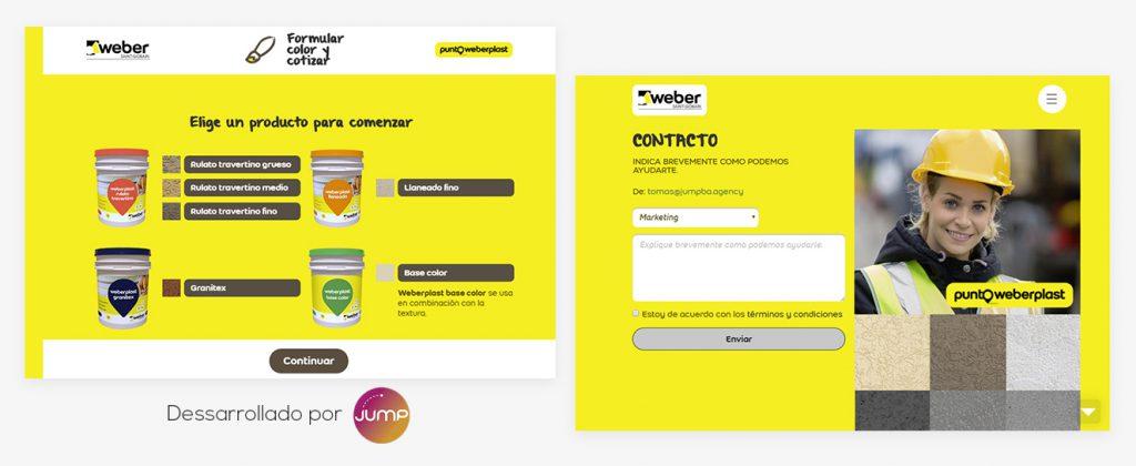 weber2 news 21 e1565202455823 1024x420 - Weber: una aplicación web para brindar servicio