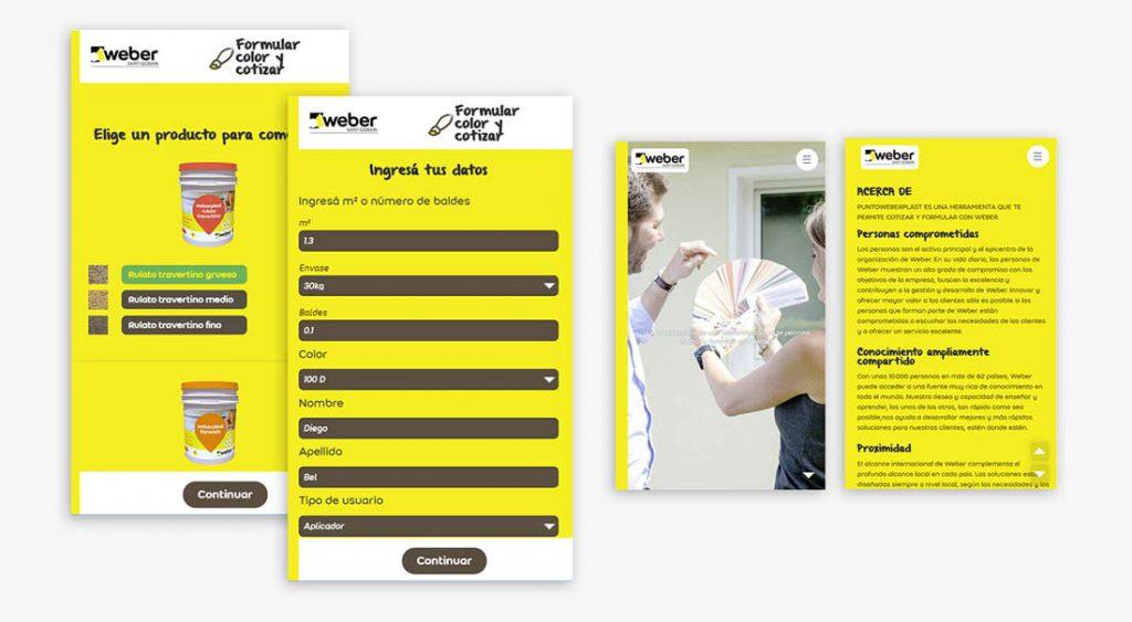 weber4 news 21 1024x563 - Weber: una aplicación web para brindar servicio