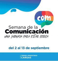 Trenes Argentinos Cargas: una iniciativa para acortar distancias