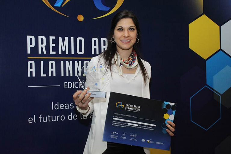 Entrega premio arcor innovacion 768x512 - FUIMOS PARTE DEL PREMIO ARCOR A LA INNOVACIÓN