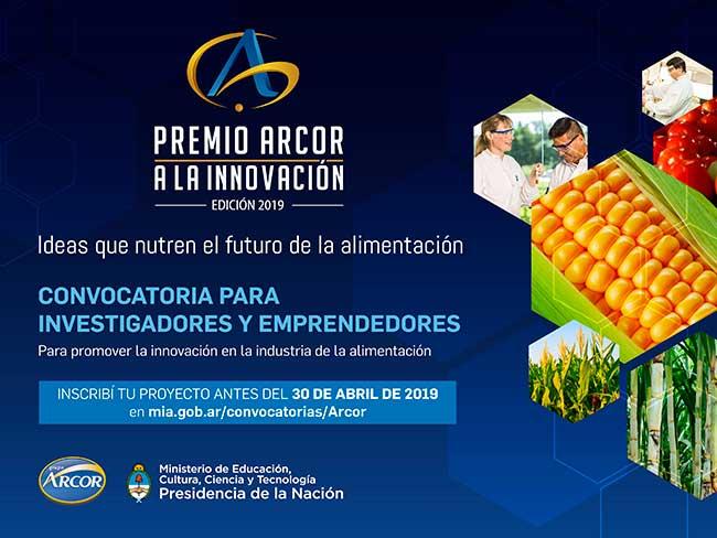 Mailing 04 - FUIMOS PARTE DEL PREMIO ARCOR A LA INNOVACIÓN