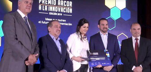Fuimos parte del Premio Arcor a la Innovación