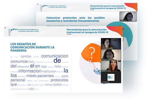 webi4 - Un Webinar para pensar la comunicación en el sector de la salud