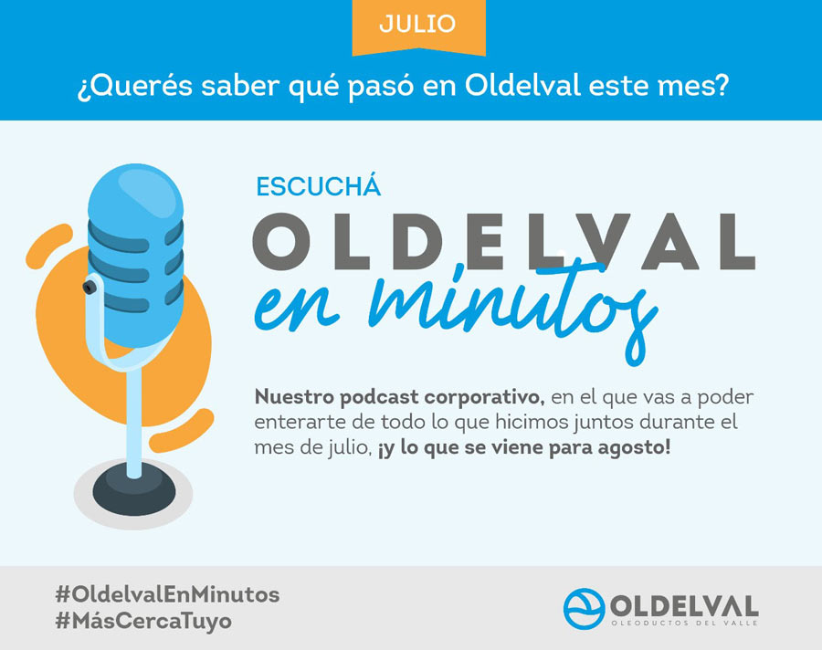 "Foto caso 1 Oldelval Podcast 1 - Lanzamos el podcast ""Oldelval en minutos"""