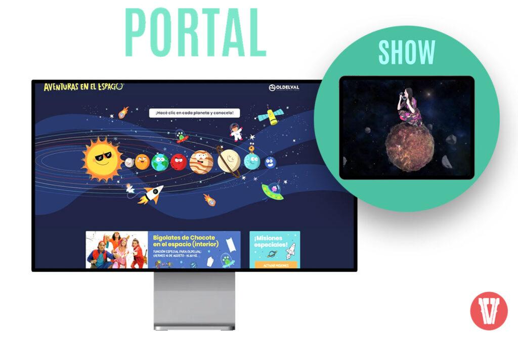 oldeval 1024x673 - Un súper Día del Niño virtual para Oldelval